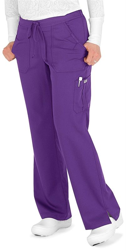 Scrubs - Grey's Anatomy By Barco Junior Fit Cargo Scrub Pant | Grey's Anatomy Scrubs | Brands | www.LydiasUniforms.com