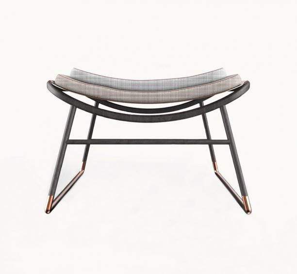 A lounge chair inspired by the art of meditation has been crowned winner of SIT DOWN! a new international design contest launched in April of this year by Istituto Marangoni's recently-openedDesign Schooltogether with Italian design giant Cappellini....