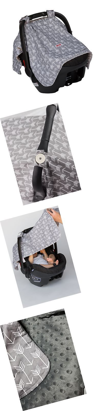 Car Seat Accessories 66693: Baby Car Seat Cover For Girls And Boys By Danha Unisex Carseat Canopy Gray ... -> BUY IT NOW ONLY: $300 on eBay!