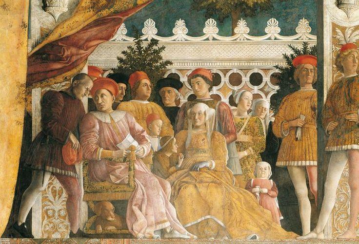 48 best andrea mantegna images on pinterest building for La corte dei gonzaga mantegna