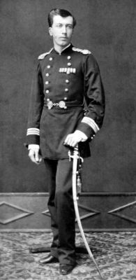 Juan Manuel Astorga. Capitán del Regimiento Cazadores a Caballo.