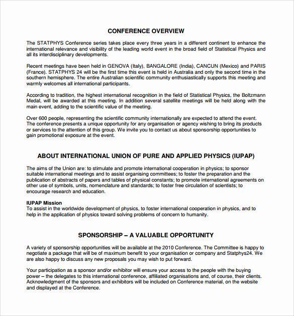 Sports Team Sponsorship Proposal Template Luxury Sport Sponsorship Proposal Template Sport Spon Sponsorship Proposal Proposal Templates Event Proposal Template