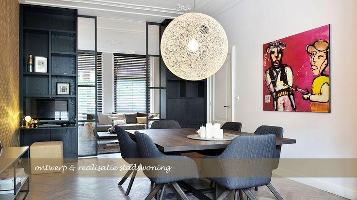 Inloopkast Interierstylist Gaila : Modern interieur inloopkast inloopkast dormitorios dressing room