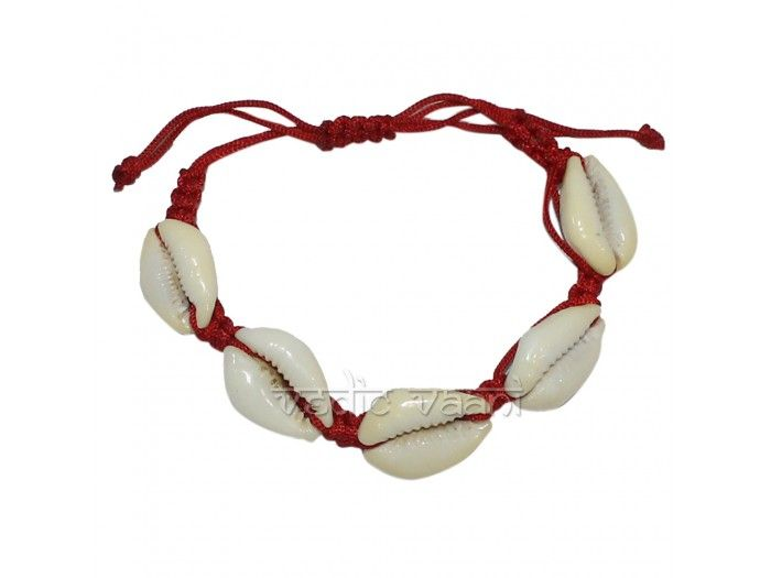 Buy online Big Cowry Bracelet from India.