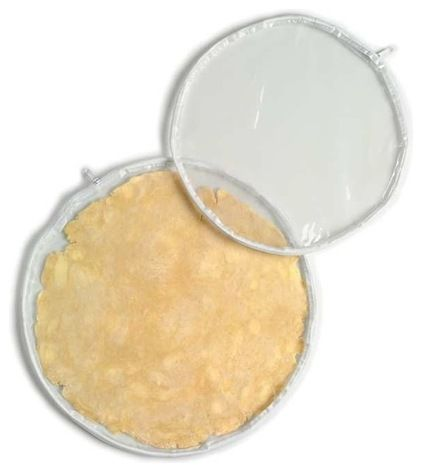 Pie Crust Bags in sizes....No guess or trimming....no stick when rolling
