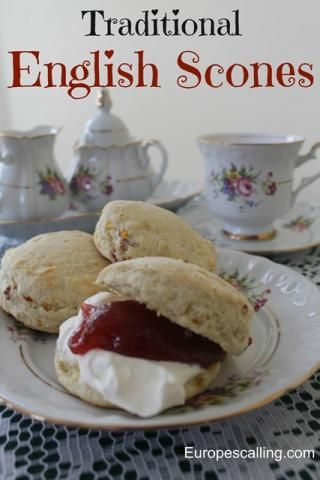 Traditional English Scones                                                                                                                                                                                 More