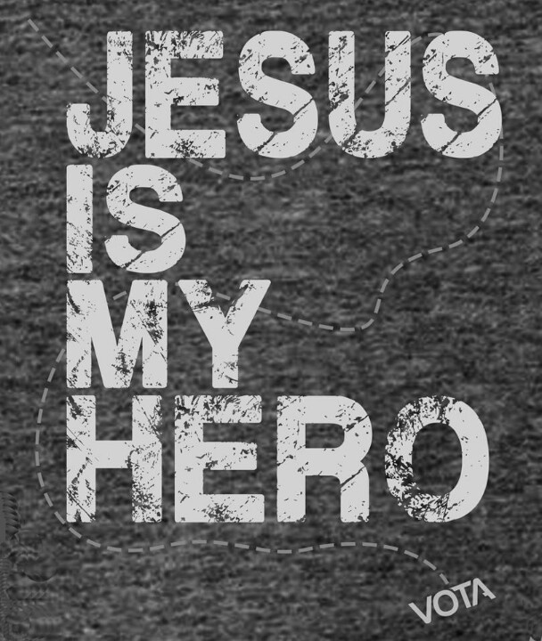 jesus christ as the hero of the christian faith A christian believer who became the first person martyred for the christian faith boldly about the gospel of jesus christ jesus is my hero at 6:31 am.