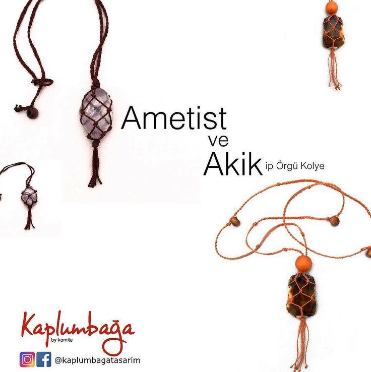 ametist ve akik ip örgü kolye negatif enerjilerden korunmak için #kolye #değerlitaş #ametist #akik #ip #örgü #moda #mor #yogagirl #yogalife #tasarım #aksesuar #accessories #örgü #istanbul #türkiye #takı #jewelry #necklace #makreme #elişi #handmade #güzellik #trendy #turuncu #purple #orange http://turkrazzi.com/ipost/1521747750940416864/?code=BUeVYRUjZtg