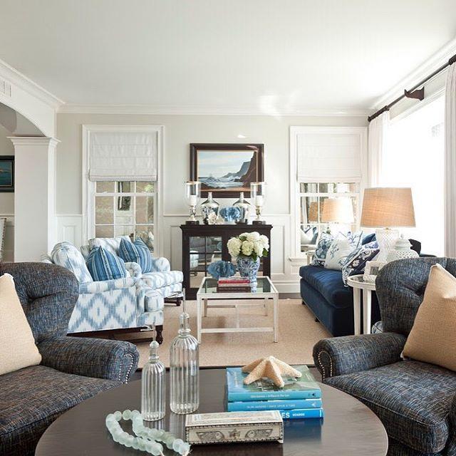 41 best Coastal New EnglandInspired Homes images on Pinterest