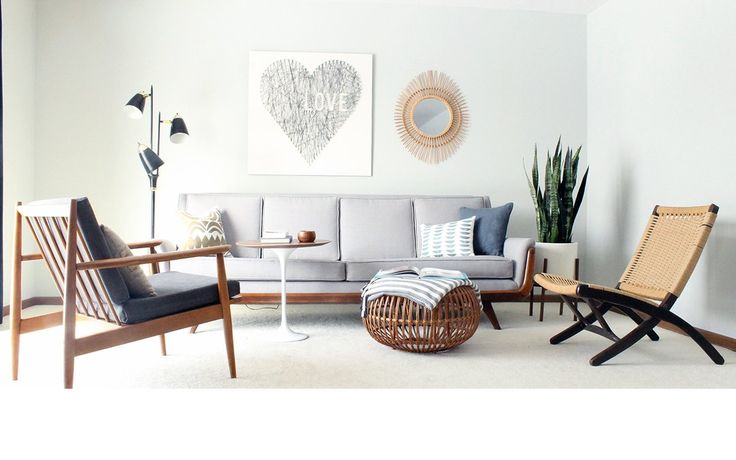 People always ask me where I get my furniture, so here's my secret, I shop at Emfurn for the best online furniture store for mid century modern furniture and decor