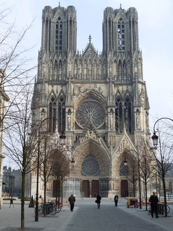 Reims Cathedral by o kazu on 500px
