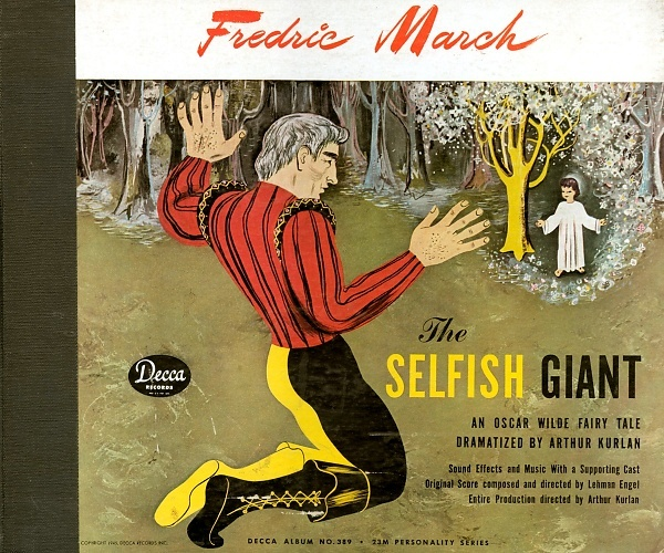 oscar wilde's 'selfish giant' In the selfish giant the title  being a collection of the best poems and prose extracts of the writer, collected by oscar  oscar wilde's guide to.