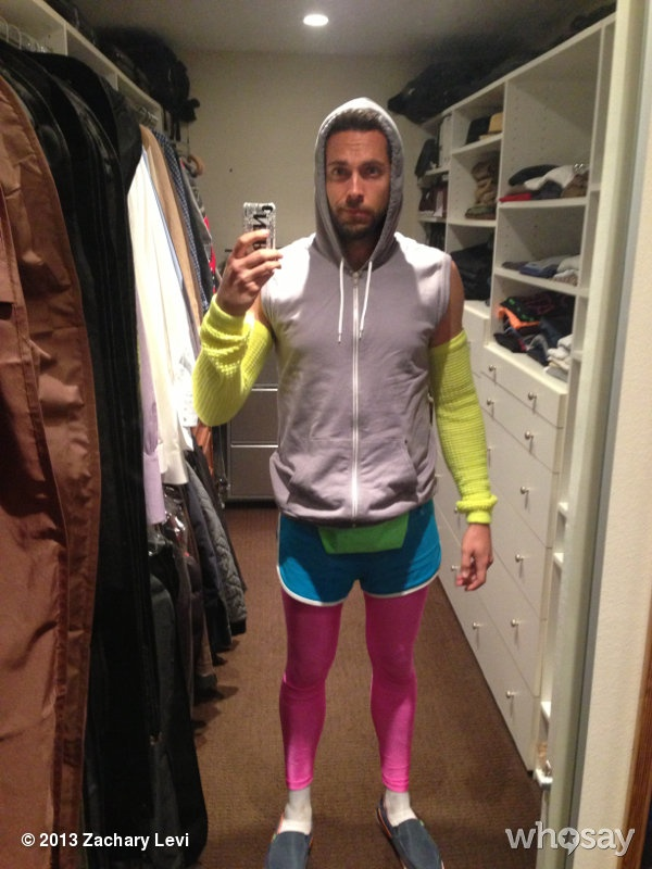 "Zachary Levi's photo ""The evening began much differ...""  on @WhoSay"