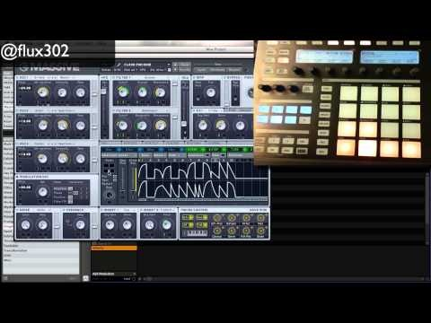 Maschine Expansion Drop squad overview  review by Flux302