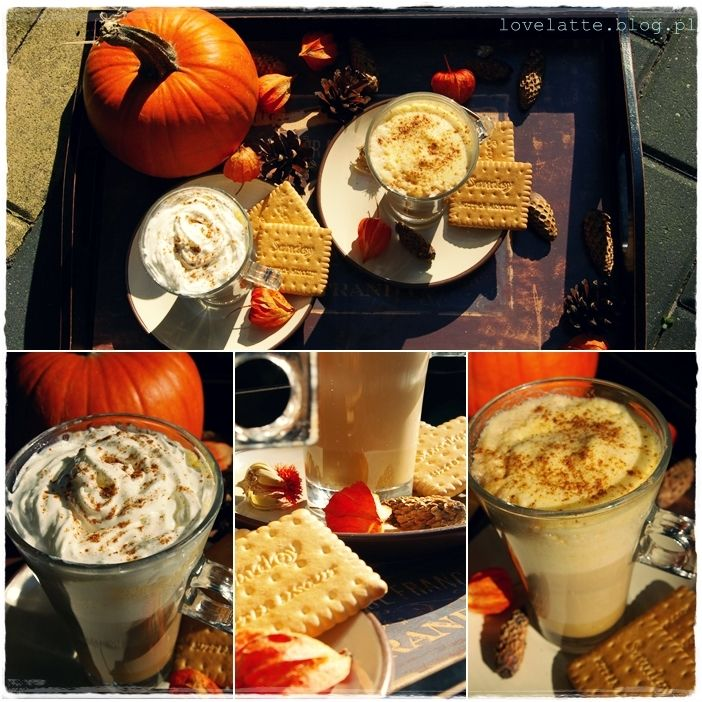 PSL - dyniowa latte przepis: http://lovelatte.blog.pl/2013/10/15/sezon-dyniowy-c-d-pumpkin-spice-latte-przepis-na-kawe-dyniowa/