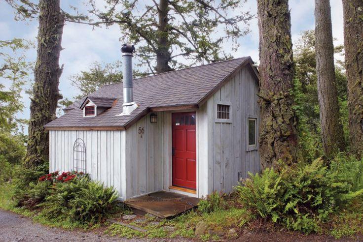 A Fir Tree House