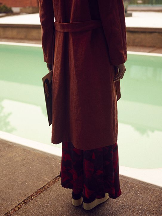 Anne Törnroos/ Stylist Fashion editorial, style, LEON magazine, Atu Maaranen, Anna Ruohonen, The Beatles, photo: Staffan Sundström