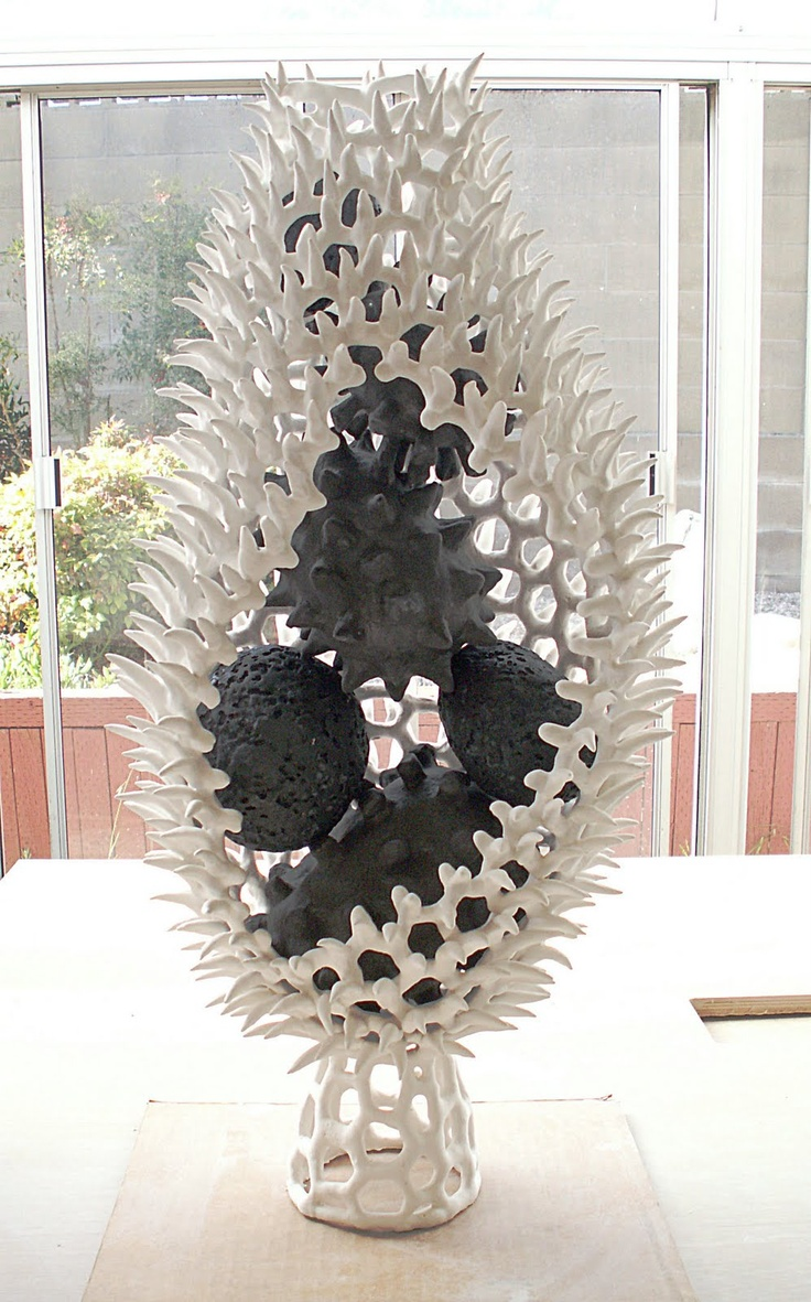 Best images about ceramics pod like sculpture on