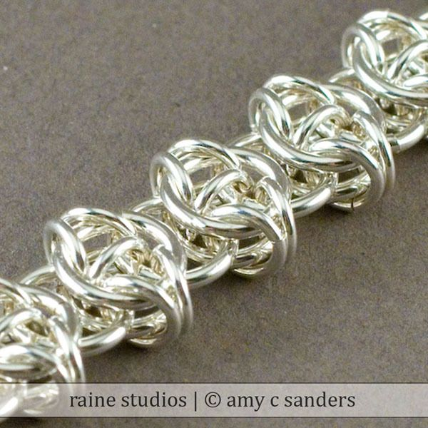 crazymokes » Chainmaille Tutorial – Celtic Visions