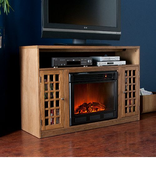 17 best ideas about entertainment center with fireplace on pinterest entertainment wall - Space saving corner electric fireplace providing warmth for your small space ...