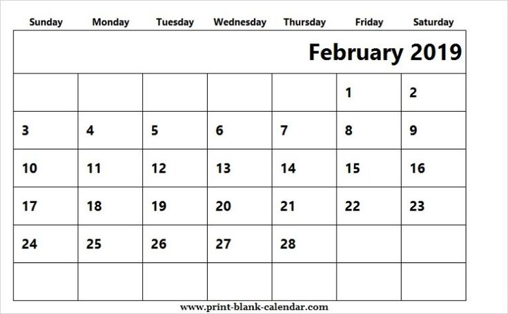 Free March 2019 Customized Calendar Printblank Pinterest