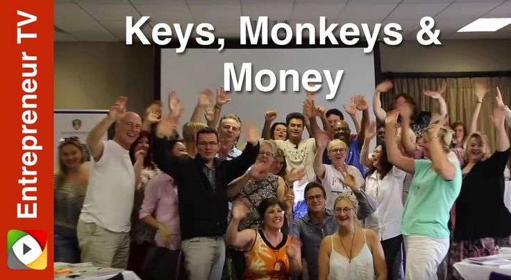 "How can we grow our learning exponentially in exponential times? Roger James Hamilton shows the power of learning networks in the year of the monkey: ""Keys, Monkeys & Money"""
