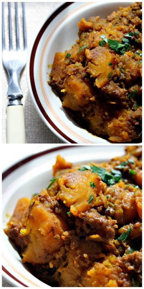 Slow Cooker Indian-Spiced Butternut Squash Recipe from The Perfect ...