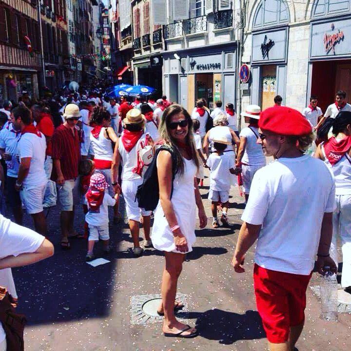 Bayonne Festival summer 2013