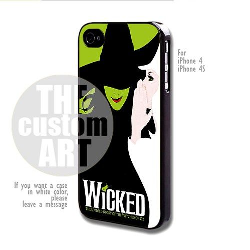 wicked a new musical - For iPhone 4 / 4s