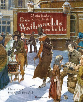 Charles Dickens: Eine Weihnachtsgeschichte. Bassermann Verlag (eBook)