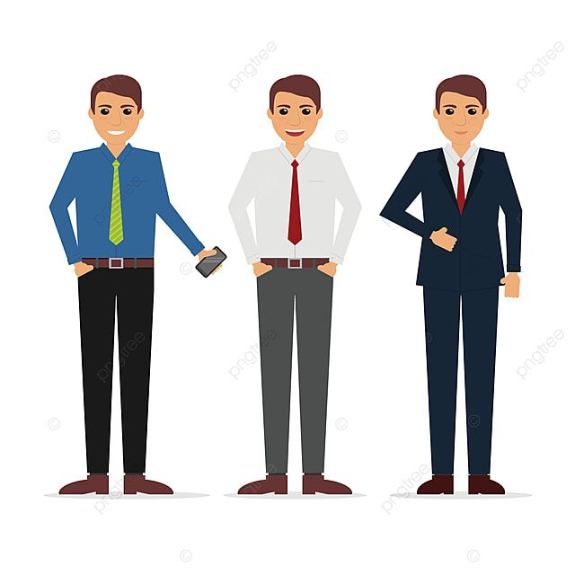 Office Businessman Outfit Character Illustration Design Man Clipart Png Office Png And Vector With Transparent Background For Free Download Character Illustration Man Clipart Illustration Design