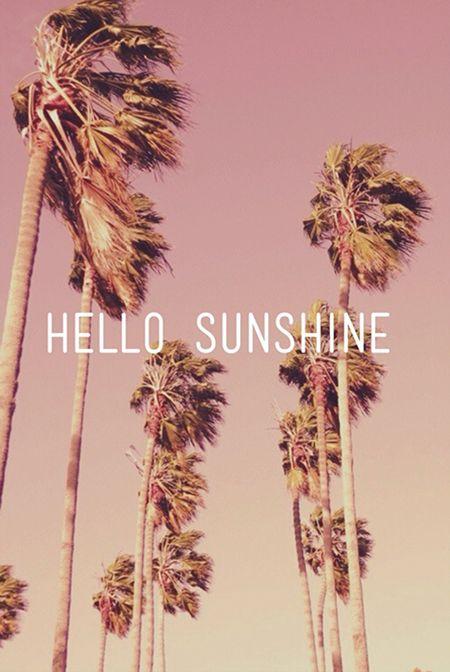 Preciously Me blog : Hello Sunshine