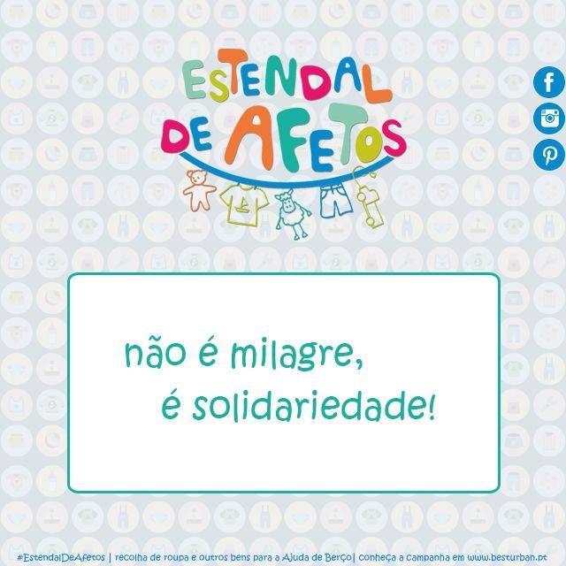 Termina amanhã a recolha de bens para a Ajuda de Berço. A todos os que contribuíram, muito obrigado! <3   #EstendalDeAfetos #AjudaDeBerço