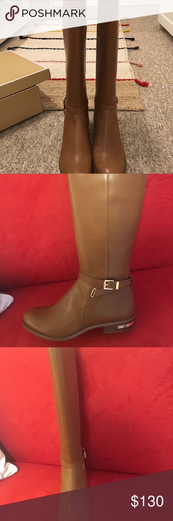 Brand new MK boots. Great style! Brand new with original box. KORS Michael Kors Shoes Over the Knee Boots