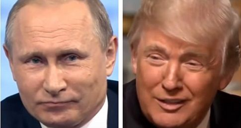 Trump praises 'very smart' Putin for 'great move' and meltdown begins – but look what Bill Clinton said . . .