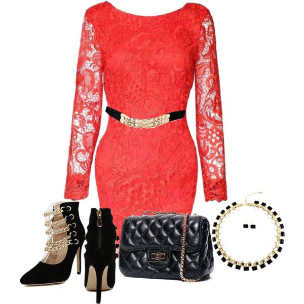 Elegancki Look by skezjablog on Polyvore featuring moda
