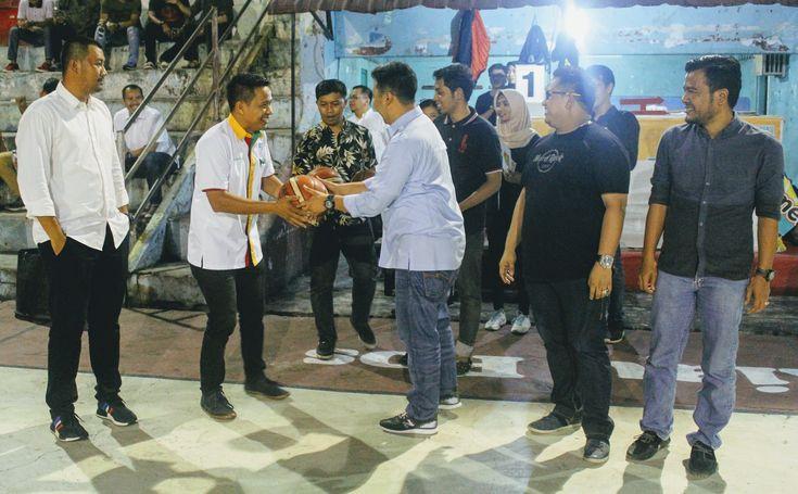 KNPI Pekanbaru Basketball League 2017  Gelar Kompetisi Atar Klub Dengan Kemasan Profesional