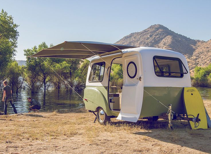 DESIGNBOOM: happier camper is a VW minibus-inspired trailer with a modular interior http://www.davincilifestyle.com/designboom-happier-camper-is-a-vw-minibus-inspired-trailer-with-a-modular-interior/     los angeles-based company happier camper makes this cute, volkswagen minibus-inspired trailer with an IKEA-like modular interior.its robust and ultra-lightweight structure enables the camper to be towed by most 4×4 vehicles: with a dry weight of 1,100lbs (500 kg), it