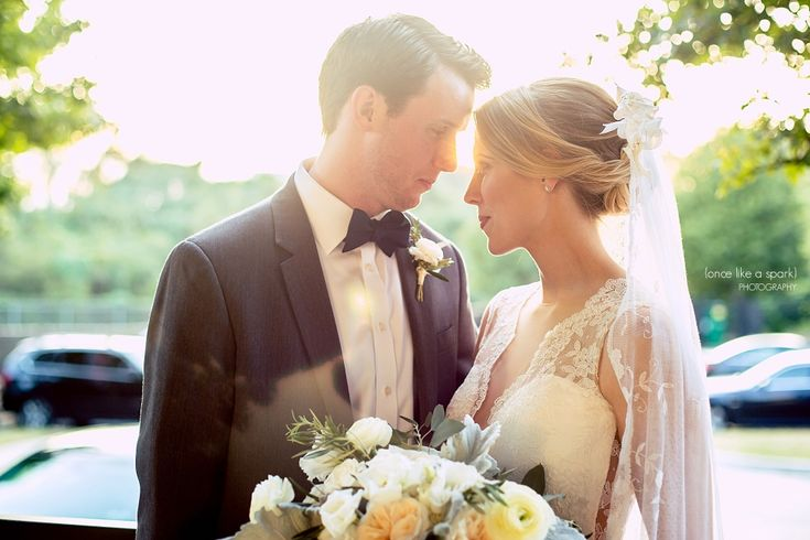 The Foundry at Puritan Mill Wedding :: Meagan + Brandon :: with Tyler » (Once Like a Spark) Photography | Atlanta Wedding | Wedding Portrait