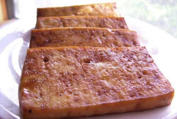Simple Baked Tofu | VegWeb.com, The World's Largest Collection of ...
