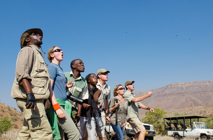 Bring on the competitive spirit! Oryx poop spitting comps, Klip River.