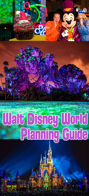 Everything you need to know before going to Walt Disney World, including the best & worst times to visit, hotel tips, and more!