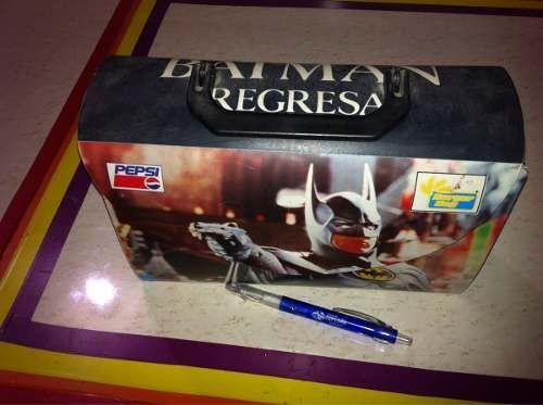 Lonchera De Batman Regresa Pepsi Burger Boy. en venta en El Rincón Alvaro Obregón Distrito Federal por sólo $ 599,00 - CompraCompras.com Mexico