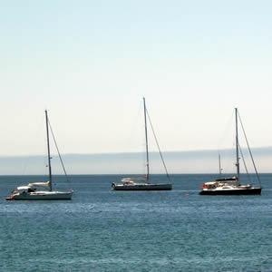 We are almost ready to start...: Sado Estuari, Ocean Sailing, Atlantic Ocean, Sado Rivers, Sailing Experiment