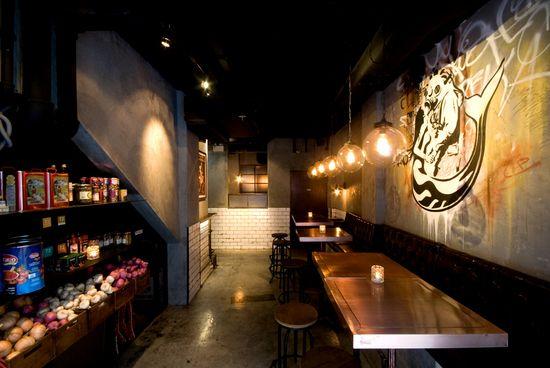 PEZ HKC Hong Kong's newest tapas bar