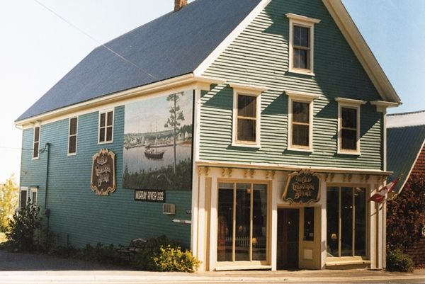The Old General Store, Murray River, Prince Edward Island, PEI, Canada.