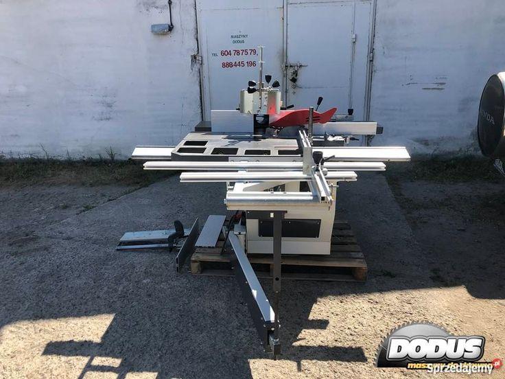 Obrabiarka Wieloczynnosciowa Robland X310 Gym Equipment