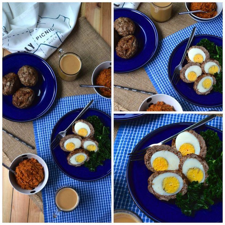 ... -breakfast-sausage-scotch-eggs #paleo #glutenfree #eggs #breakfast
