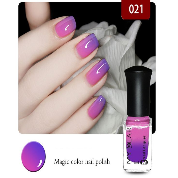 1000+ Ideas About Mood Changing Nail Polish On Pinterest