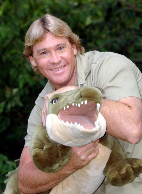 """He was almost larger than life. Steve Irwin was killed while filming in 2006.  Justin Lyons was the cameraman at the time and shot video of the tragic death, which was later handed to Irwin's widow, Terri, and has never been aired. """"I was saying to him things like, 'Think of your kids, Steve, hang on, hang on, hang on', and he calmly looked up at me and said, 'I'm dying', and that was the last thing he said."""""""